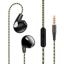 EASYIDEA earphones Dynamic Headset For Mobile Phone Earphone High Quality Wired Earphones With Microphone Headset