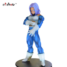 2017 New Banpresto trunks figure resolution of soldiers vol.5 Figurine Dragon Ball Z model toy Collection(China)