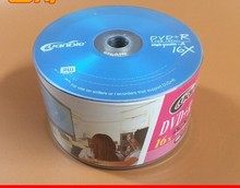Wholesale 10 discs A+ UPL Blue 16x 4.7 Blank DVD+R(China)