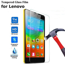 Buy 2.5D Tempered Glass Lenovo Screen Protector Film Lenovo A328 K4 K5 NOTE A7010 A6010 A6030 A6020 A2020 + Cleaning Kit for $1.10 in AliExpress store