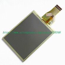 NEW LCD Display Screen for AIGO T200 T1258 T1458 FOR BENQ T1260 T1460 LT100 Digital Camera +Touch + Backlight