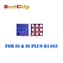 10pcs/lot USB Data Charging Charger Power Control IC Chip For iPhone 6 6+ Plus Q1403 9pin ic 68815(China)