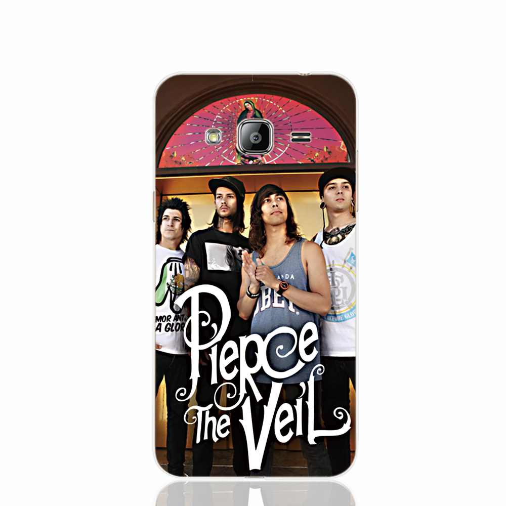 17339 Pierce The Veil cell phone case cover for Samsung Galaxy J1 ACE J5 2016 J7 N9150(China (Mainland))