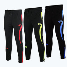Men's Soccer Pants Gym Fitness Trainning Pants Quick Dry Jogging Football Soccer Sweatpants Training Sports Long Trousers