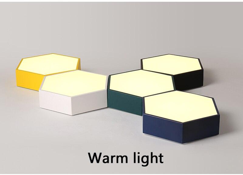 ceiling mounted led lighting