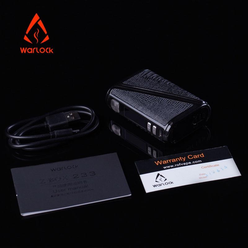 Warlock Z-BOX 233W MOD 03
