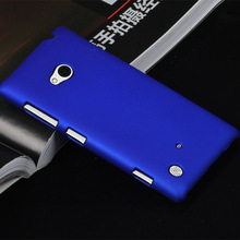 Wholesale Cellphone Shell Back Cases For Nokia Lumia 720 Hard Plastic Case Matte Ultra Thin Anti Skid Rubber PC Cover Phone Case