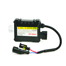 1PC 12V Xenon 55W DC Digital Slim Blocks Electronic Ballast for HID Conversion H1 H3 H4 H7 H11 9005 9006 Universal Fit HID Kit