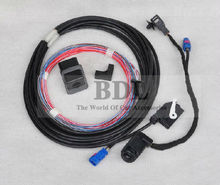 Imported Blue Connector OEM Original VW Scirocco RGB Rear View Reversing Camera RVC RCD510 RNS510 RVC 56D 980 551