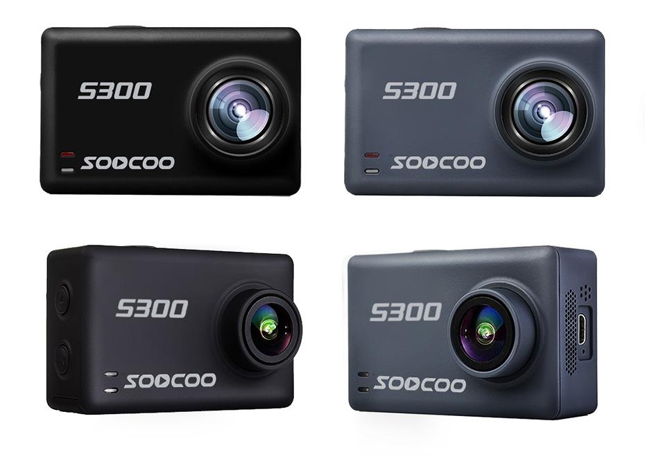 SOOCOO S300 4K 30FPS Sports Camera 2.35 Touchscreen Hi3559V100 IMX377 EIS Wifi External Mic GPS (19)