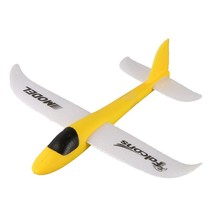 2017 Hand Launch Throwing Glider Aircraft Inertial Foam EVA Airplane Toy Plane Model Outdoor Fun Sports Plane Model Toys