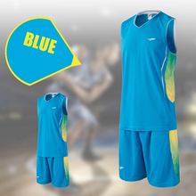 2017 new men's cheap basketball training Jersey sets blank college sports basketball jerseys uniforms custom throwback tracksuit