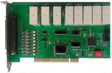 PCI BUS IO Card, 8 Relay Output 2A, 8 Isolated Digital Input Module, LED Indicator(China)
