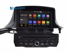 Pure Android 5.1.1 System For Renault Megane III 3 Fluence Autoradio GPS System Car Stereo System Media Multimedia System