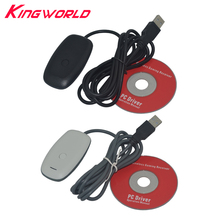 2pcs Windows PC USB Gaming Receiver Adapter For Microsoft for Xbox 360 Wireless Controller acessorios Windows 7/8