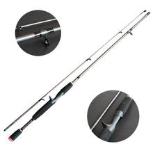 Spinning For fishing Fishing Rod Casting Spinning Fishing Rod 1.8m 2 sections M Power Light Fishing Rod Special Sale(China)