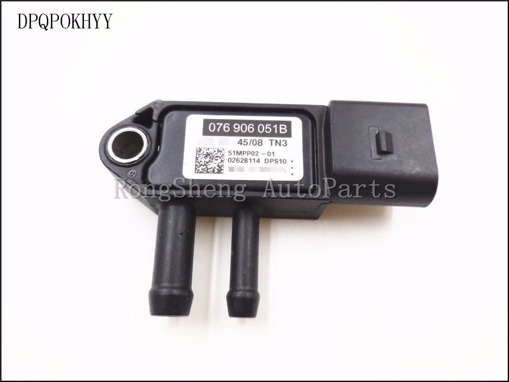 Bosch DPF Exhaust Pressure Sensor Diesel Particulate Filter MAP 0281006082