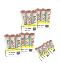 20pcs/lot original GP aaa rechargeable battery 1100mah / gp 1100 / rechargeable battery gp batteries 1.2V Ni-MH + Free shipping(China)