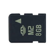 8GB M2 memory card for sony ericsson K550i K610i K790 + M2 card adapter