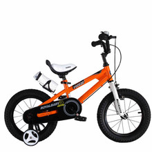Royalbaby Free style kid's bike,4 colours and quaility is good,boys or girls both like this relax style(China)