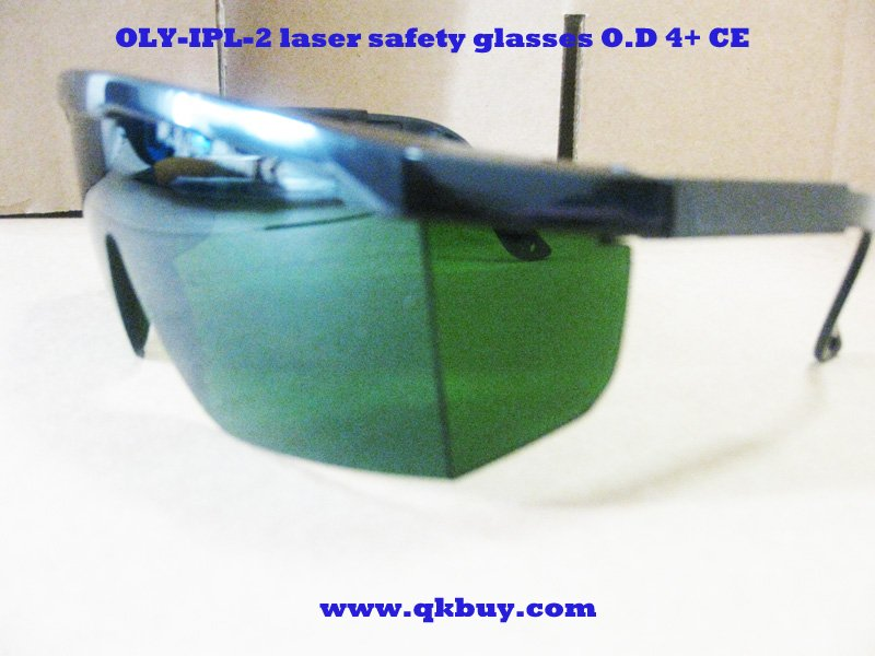 ipl safety goggle 200-1700nm O.D 4 + CE High VLT%<br>
