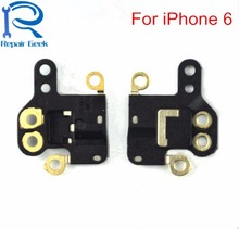 50pcs/Lot New High Quality GPS Antenna Signal Flex Cable For iPhone 6 6G 4.7'' Replacement Repair Parts Free Shipping