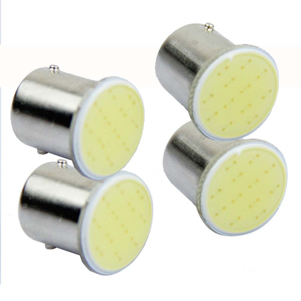 AUTO car-styling 4x cob p21w led 12SMD 1156 ba15s Truck Strobe LED fog Lights HID ERROR FREE Car Side Wedge car styling Jul 19<br><br>Aliexpress