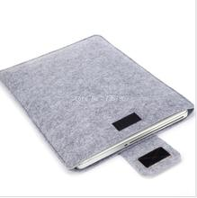 10,12,13,14,15,17 inch Wool Felt Inner Notebook Laptop Sleeve Bag Case Carrying Handle Bag For Macbook Air/Pro/Retina