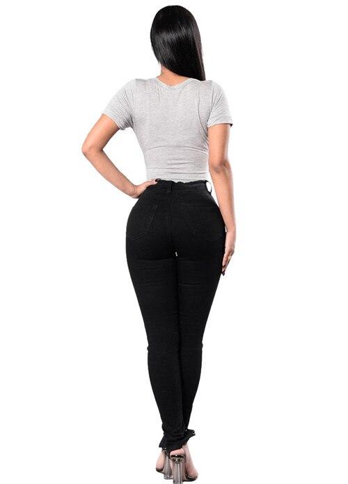 Wash-Denim-Black-Lace-up-Front-Sculpt-Jeans-4_