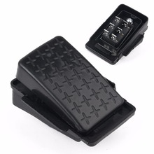 1pc 6V/12V Replacement Foot Pedal Switch Plastic Reset-Control Switch For Kids Ride On Toy Car