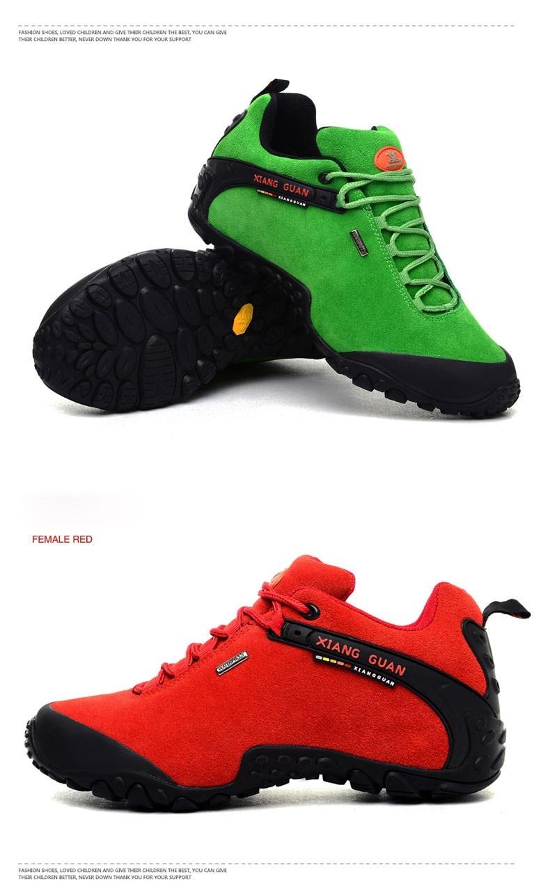 XIANG GUAN Winter Shoe Mens Sport Running Shoes Warm Outdoor Women Sneakers High Quality Zapatillas Waterproof Shoe81285 44