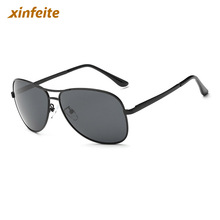 Sunglasses Glasses 5 Color Mens Prevent UV400 Polarized Lens Eyewear Driving(China)