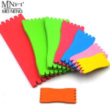 MNFT EVA Foam Fishing Line Plate Fishing Winding Lines Board Carp Lure Trace Wire Leader Random Color 7 Sizes Choice(China)