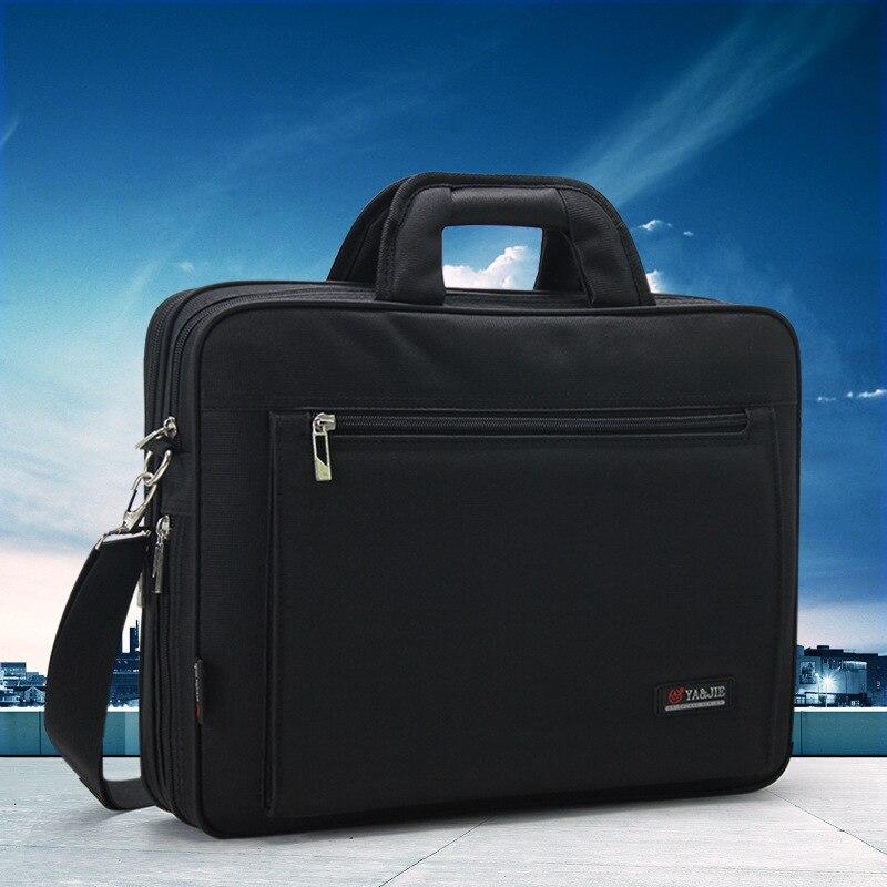 Male Shoulder Bag Laptop Briefcase Bag 15.6 Notebook Computer Accessory For Samsug Dell Funda Ordenador Portatil 15.6 LaptopTas<br><br>Aliexpress