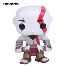 "FUNKO POP! Games God of War Kratos #25 Vinyl Action Figure Collectible Model Toy 4"" 10cm"
