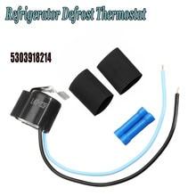 Refrigerator Defrost Thermostat 5303918214 AP2150145 PS469522 AH469522 EA469522 Freezer Parts(China)