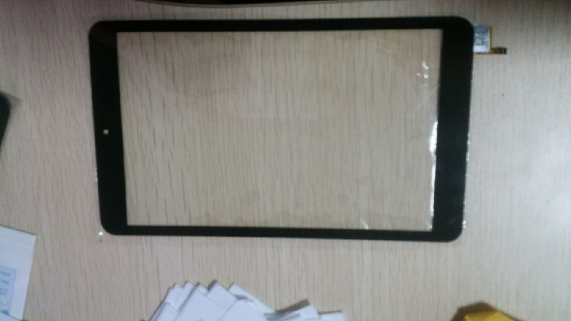 8inch black color in stock for tablet pc touch screen MO201410180037 90380-005066C 51006035A17344400004<br>