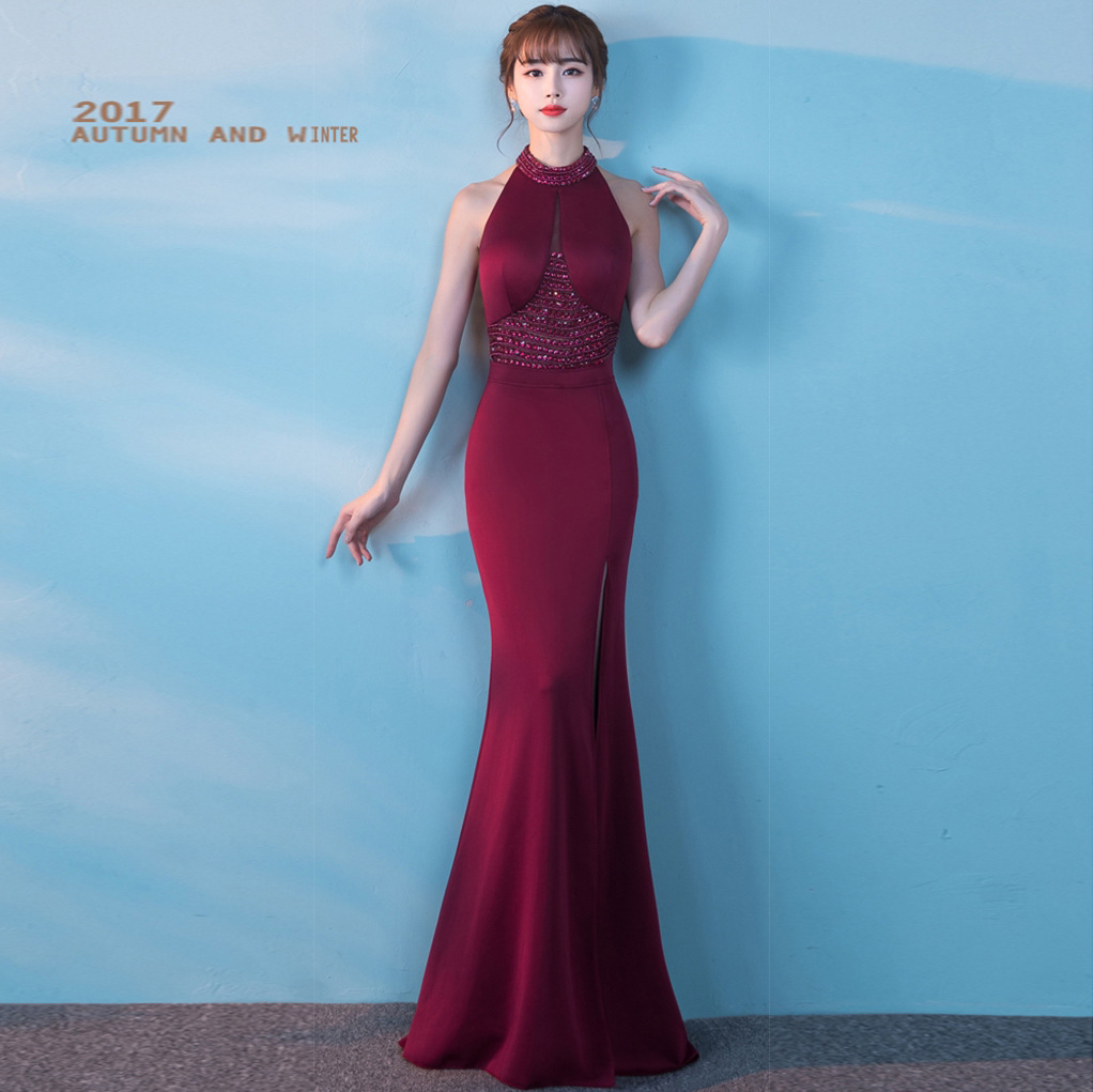 Chinese Traditional Wedding Dress Modern Cheongsam Sex Stories Evening Dresses Qipao Long Red Traditionnel Chinois Vestido