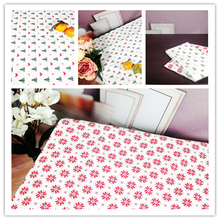 1pc 70cm*45cm white Cloth Napkins for Banquet Wedding Party Dinner(China)