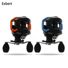 Exbert AF103 Fishing Reel 10+1BB Left/Right Hand Fishing Reel 6.3:1 Bait Casting Reel High Speed Baitcasting Reel Pesca