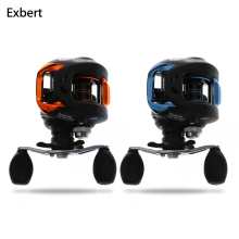 Exbert AF103 Fishing Reel 10+1BB Left/Right Hand Fishing Reel 6.3:1 Bait Casting Reel High Speed Baitcasting Reel Pesca(China)