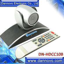 DANNOVO 1080P 720P USB PTZ Video Conference Room Camera,10x Optical Zoom, 360 Rotation,Support Skype,MSN,Lync(China)