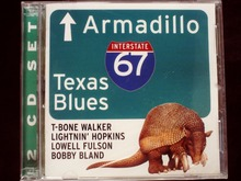 Various - Armadillo: Texas Blues 2CD New Sealed