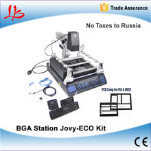 No Tax to Russia Ukraine, Infrared BAG Soldering Station SMD Welding Machine with PCB clamp for XBOX, PS3 Rework(China)