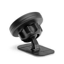 Universal Stick On Dashboard Magnetic Car Mount Holder for Cell Phones and Mini Tablets with Fast Swift-snap Technology