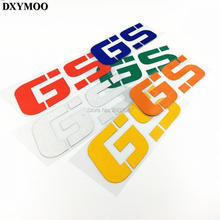 Motocross Motorcycle Tail Box Helmet Car Sticker Decal Vinyl for Discovery ADV GS1200 650