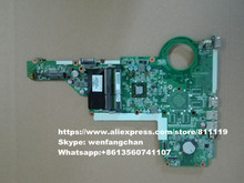 Original 734004-501 for HP Pavilion 15 15-E series laptop motherboard DA0R76MB6D0 REV:D A4-5000 734004-001