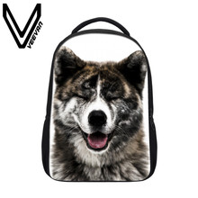VEEVANV Brand 2017 A Dog's Purpose Image Study Bag 3D PU Prints Backpack School Student Backpack Mochilas Backpacks for Teenager