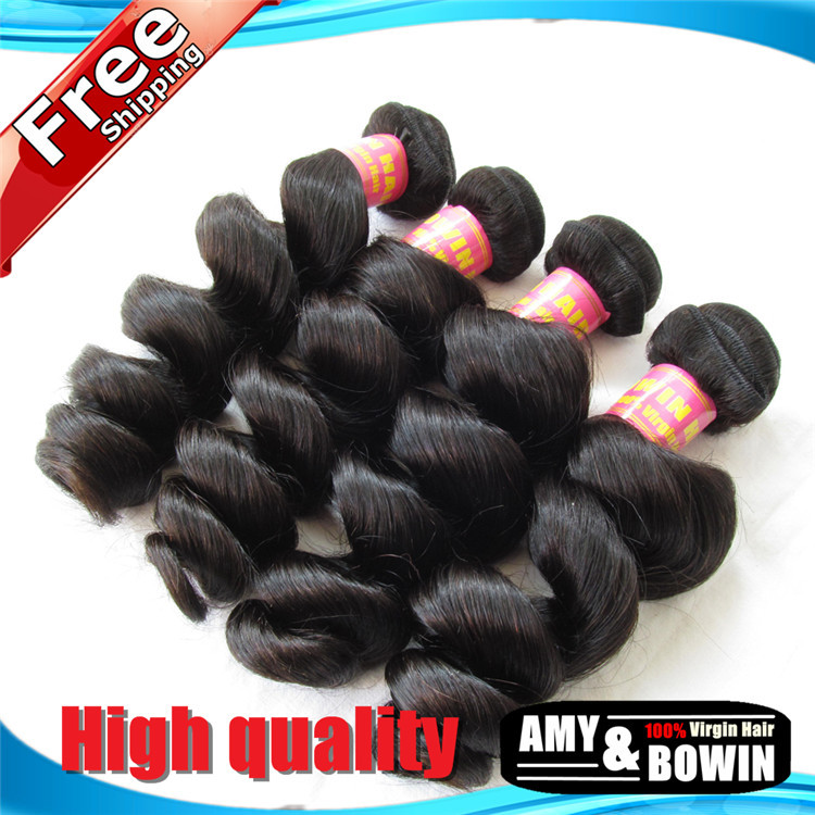 Wholesale Price Peruvian Virgin Hair Loose wave 5pcs lot 100% Unprocessed Weave Hair Can be dyed No shedding<br><br>Aliexpress