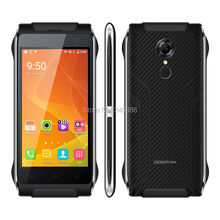 4G LTE IP68 Waterproof Rugged Smartphone HOMTOM HT20 Android 6.0 Quad Core 4.7 Inch 8MP Camera 2GB+16GB Fingerprint Lock Phones